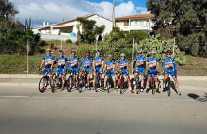Portoscuso: Il Team Technobike presente alla Panoramica