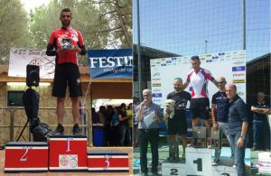 Cross Country:Marco Serpi vince a Monastir, Simone Serpi campione di categoria M2 su strada