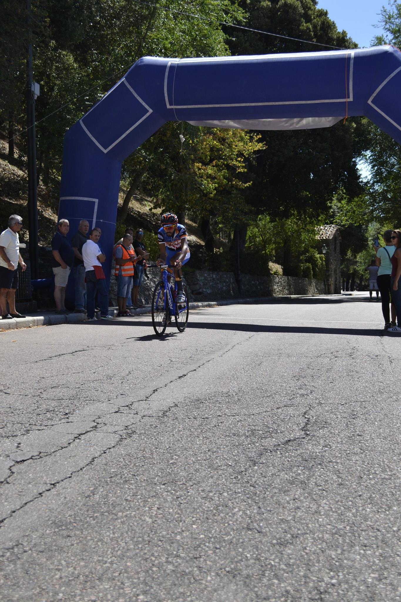 Technobike Team: Eros Piras secondo a Seui